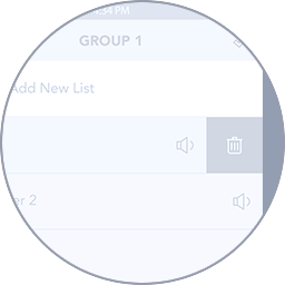 Manage Group